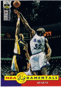 COLLECTORS CHOICE - NBA FUNDAMENTALS