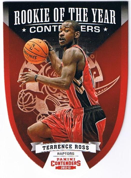 2012-13 Contenders: Rookie Contenders